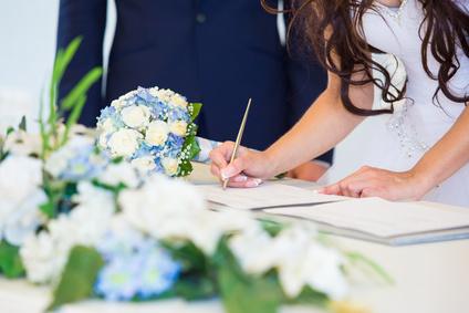 Standesamtliche Trauung Hochzeit