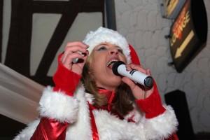 Weihnachtsmarkt Party Musik