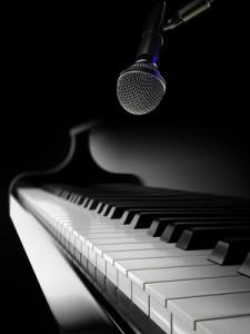 Klavier Gesang Duett